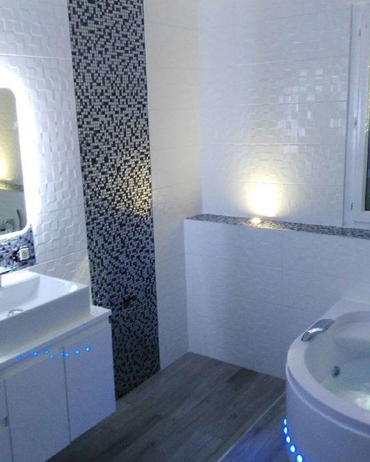 Salle de bain complète clef en main à partir de 4000 Euros TTC