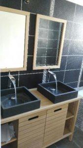 rénovation salle de bain plomberie chauffage carrelage